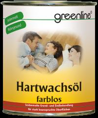 greenline - Hartwachsöl Farblos