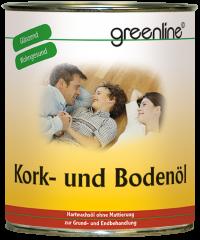 greenline - Kork- und Bodenöl