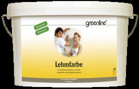 greenline - Lehmfarbe