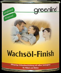 greenline - Wachsöl-Finish