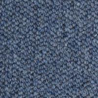 Schurwollteppich Tilos Blau